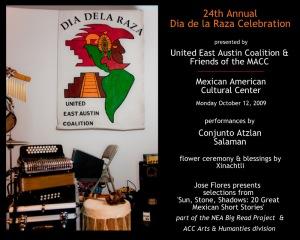 click to see more -- 24th Dia de la Raza at MACC 2009